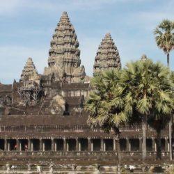 微笑高棉 ● 柬埔寨吳哥窟 5 日探秘之旅