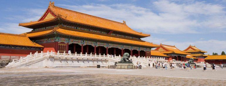 中國皇城御苑 7 天經典豪華遊