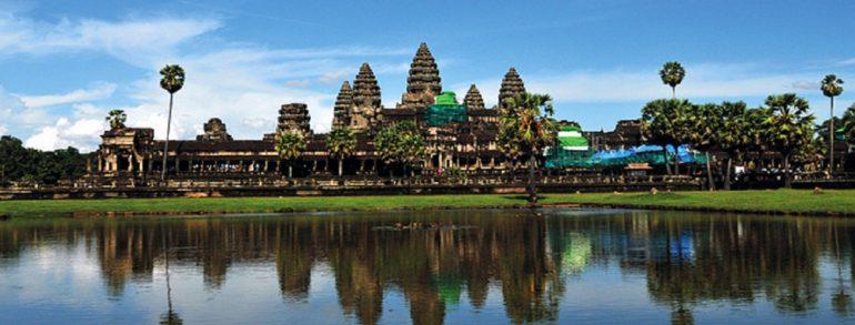 古老文明 ● 泰國柬埔寨9日文化之旅