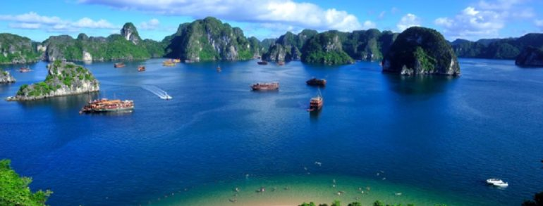 遇見越南 ● 河內下龍灣5-7日異域之旅