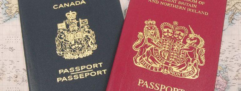 由9月30日開始, 沒有加拿大護照?不要試圖乘坐飛機回加拿大!