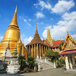 千佛之國 ● 泰國6日悠閒之旅
