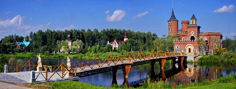 北國風光 ● 東北長白山伏爾加莊園7日美食豪華遊