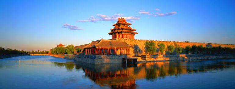 中國皇城御苑 8 天經典豪華遊