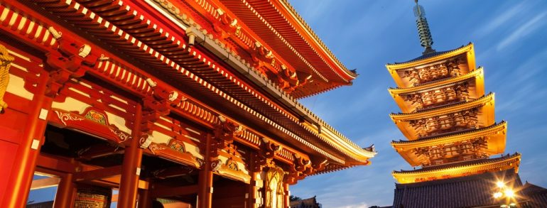 日本 6 天繽紛遊 (2017)