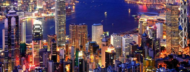 加拿大航空-香港 5 天 3 晚自由行