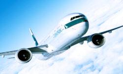 國泰航空來往香港機票特價優惠