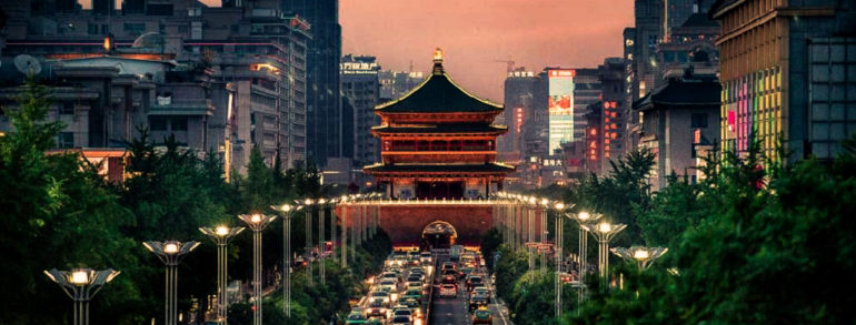 China – New & Old (西安 及 香港 8 天遊)