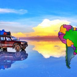 秘魯 玻利維亞 智利 阿根廷 巴西 五國 22 天南美深度遊