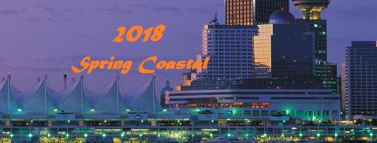 2018 Spring Coastal Cruise