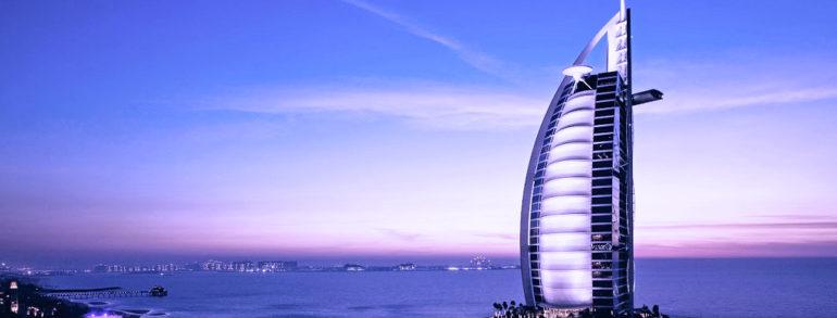 迪拜五天精彩遊