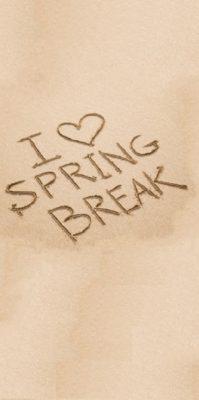 2018 Spring Break Cruise Sales