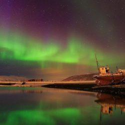 冰島北極光 7 天