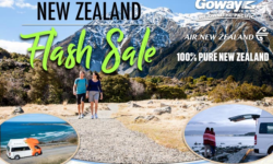 New Zealand Motorhome Vacation (16 Days)