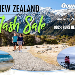 New Zealand Motorhome Vacation (16 Days)