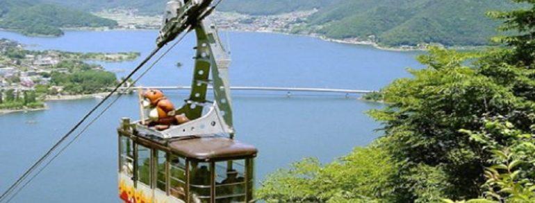 1人成團!芝櫻祭及富士山絕景遊覽船&空中纜車 / 東京出發 (編號 : K1131 )