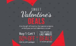 Sweet Valentine's Deals (Buy 1 get 1 50% off) (Sales Ends February 18)