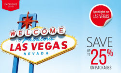 SPORTLIGHT  ON LAS VEGAS (SAVE UP TO 25% on Packages)