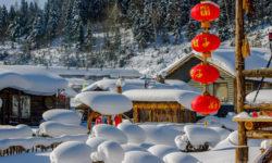 雪域冰雕·頂級冰雪盛宴7日豪華遊 Jan 19 (DT)