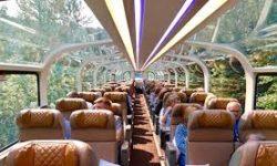 落基山登山者號 火車 巴士 探索 六天 (SV)
