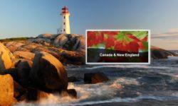 2021 Canada New England 色彩燦爛加拿大新英格蘭