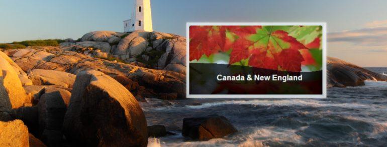 2019 Canada New England Cruise
