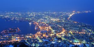 (AC)加航 – 東京 4 晚  +函館 3 晚自由行