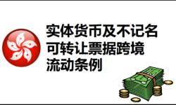 实体货币及不记名可转让票据跨境流动条例