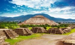 瑪雅探尋 墨西哥城坎昆10天深度游  (NH) (USD1,098)