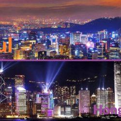 加航 (AC) – 魅力首爾 3 晚 + 香港 5 晚 自由遊