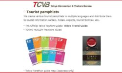 Tourist information programs (TCVB)