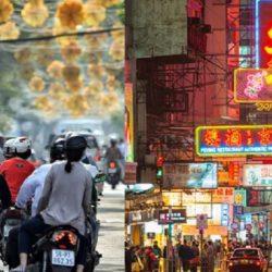 十二天越南豪華游 + 六天香港逍遙遊