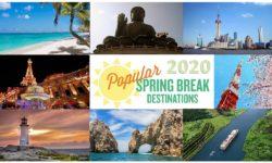 2020 Spring Break 春假
