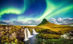 冰與火之歌 冰島極光6日  (NH)