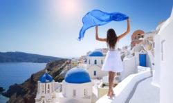 遇見最美希臘8天 聖托里尼+扎金索斯雙島遊  (NH)
