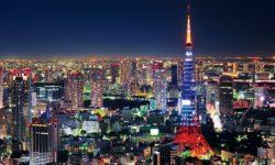 (ANA)  全日空 – 東京 6 天 4 晚自由行