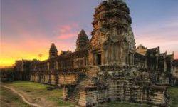 柬埔寨吳哥4晚5天豪華團  (2019) (NH)