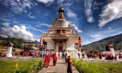 佛國聖地 秘境不丹5天 (NH) (純玩團)
