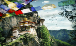 秘境不丹5天 (NH) (純玩團)