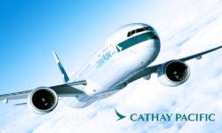 國泰航空 – 來往香港機票特價優惠