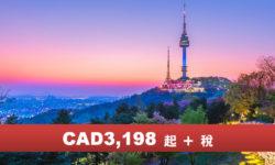 韓國首爾、濟州、釜山 8天精彩遊
