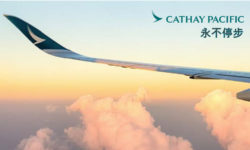 LET'S MOVE BEYOND ( Cathay Pacific )