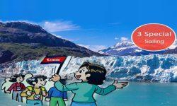 2020 Alaska Cruise 粵語及國語旅遊大使隨船出發