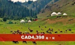 中國北疆完完整整全覽十六天精彩遊