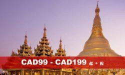 泰國曼谷芭提雅風情6天  (限時 : 買一送一) (NH)