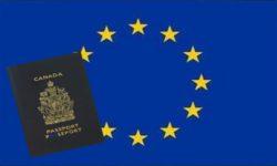 訪歐加拿大人免簽證背景調查規定 (ETIAS)