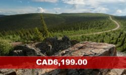 Yukon & Northwest Territories: Beyond the Arctic Circle 12 Days – July (Mile Zero)