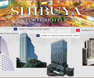 Enhanced Cleaning Protocols under the new normal (SHIBUYA TOKTU Hotels)