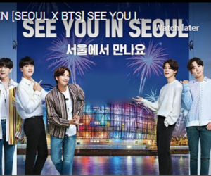 When your journey begins, Let's begins in Seoul. [Seoul Tourism Organization]