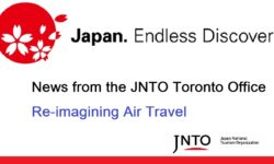 JNTO Newsletter: Re-imagining Travel to Japan